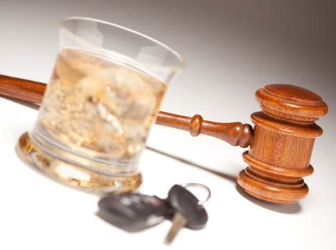Drink, Gavel and Keys